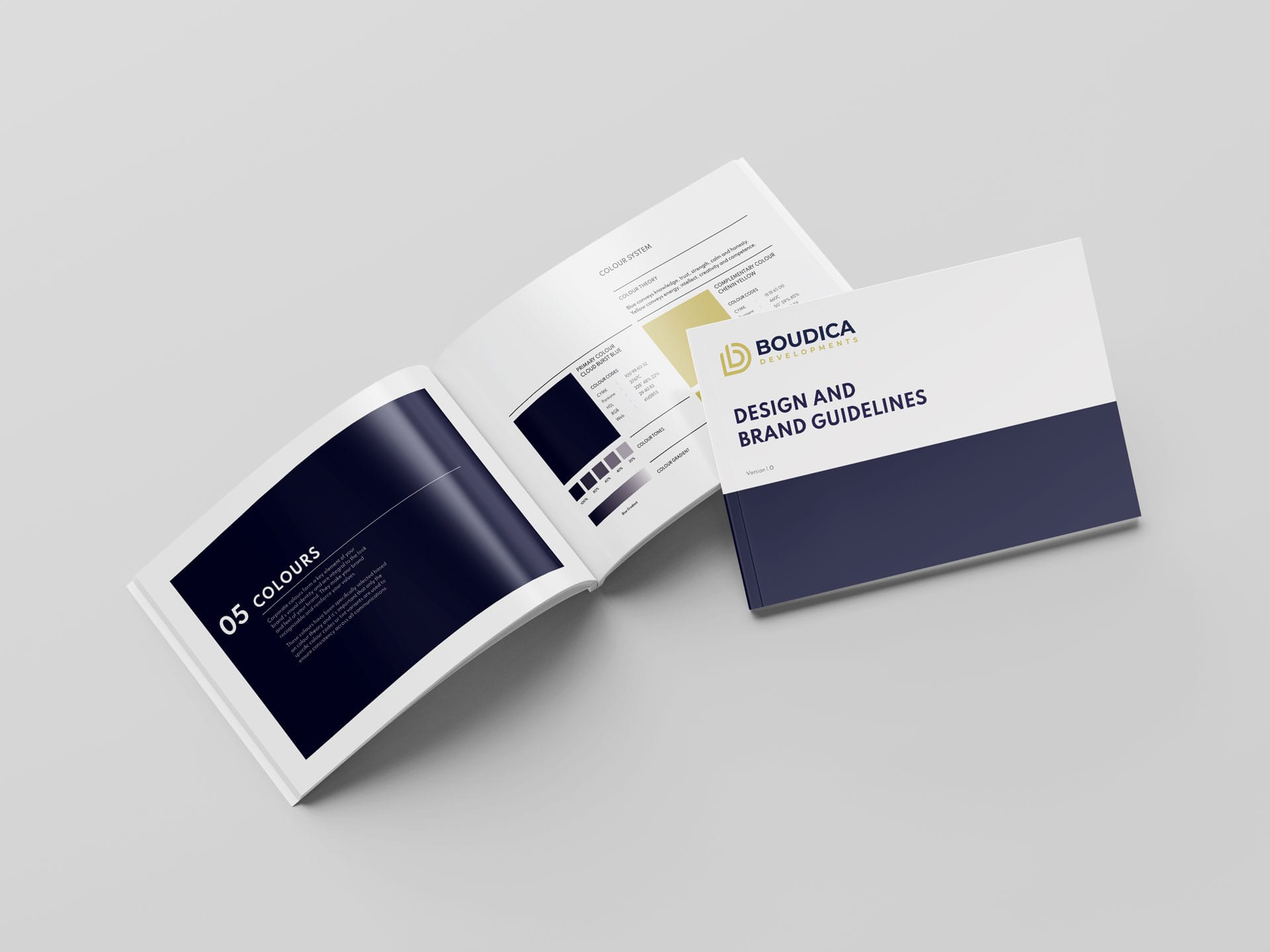 Boudica Developments Design and Brand Guidelines Document